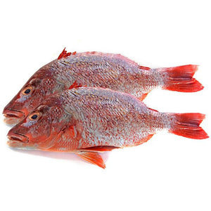 Red Fish (Headless Red Bream Fish) 1kg
