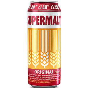 Supermalt Cans 500ml