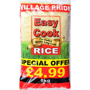 Village Pride Rice Easy Cook