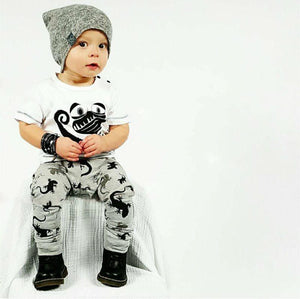 Boys Clothing - Monster Outfit