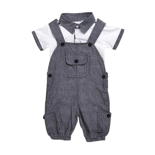 Overalls - Dapper Days - Overalls