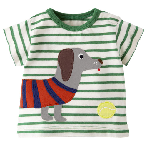 Dachshund - Boys T-Shirt