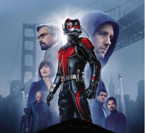 The Art of Ant-Man - First Printing Signed by the Visual Development Team