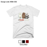 WE BARE BEARS EDITION T-SHIRT
