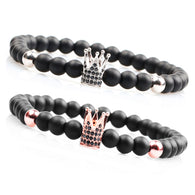 CROWN COUPLE BRACELET
