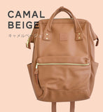 ANELLO PU LEATHER BACKPACK