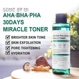 30 DAYS MIRACLE TONER + CEREAL PORE FOAMCRUB COMBO