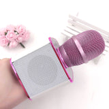 Q7 BLUETOOTH MICROPHONE SPEAKER