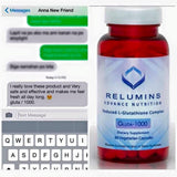 (60 capsules) RELUMINS ADVANCE NUTRITION GLUTA 1000