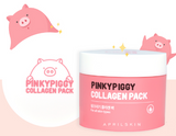APRILSKIN PINKY PIGGY CARBONATED PACK & COLLAGEN PACK