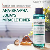 2PCS PROMO! AHA/BHA/PHA 30 DAYS MIRACLE TONER