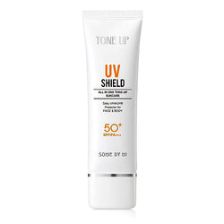 5-IN-1 TONE UP UV SHIELD SUNCREAM