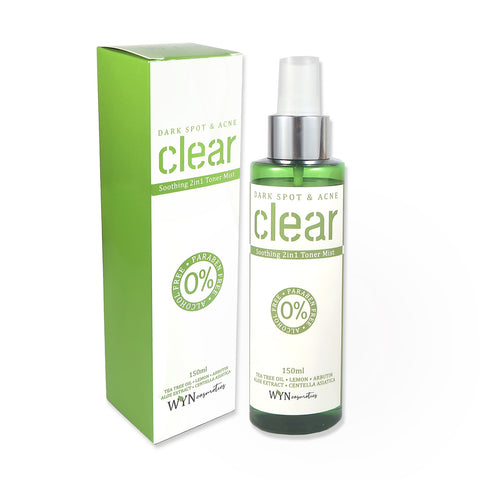 WYN DARK SPOT AND ACNE CLEAR 2-in-1 TONER MIST
