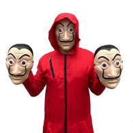 "MONEY HEIST ""DALI"" COSTUME (with free mask)"