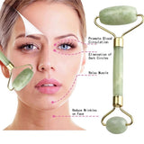 NATURAL JADE ROLLER (face therapy)