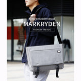MARK RYDEN SHOULDER MESSENGER BAG