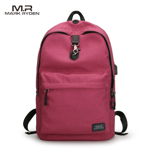 MARK RYDEN RETRO BACKPACK