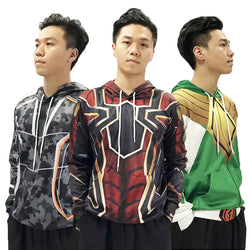 MARVEL AVENGERS HOODIES