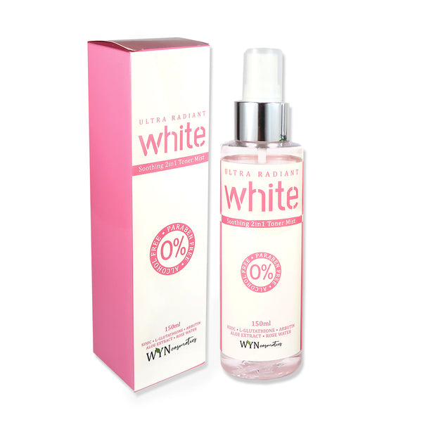 WYN ULTRA RADIANT WHITE 2-in-1 TONER MIST
