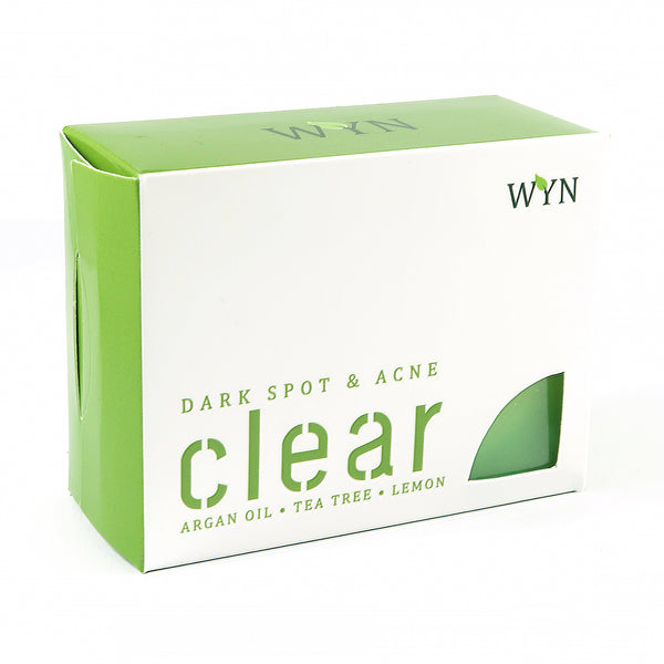 WYN DARK SPOTS AND ACNE CLEAR SOAP