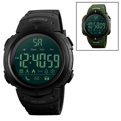 SKMEI 1301 Waterproof Bluetooth Smart Watch
