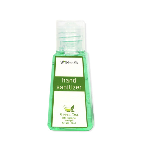 WYN HAND SANITIZER ANTI-BACTERIAL GEL (GREEN TEA)