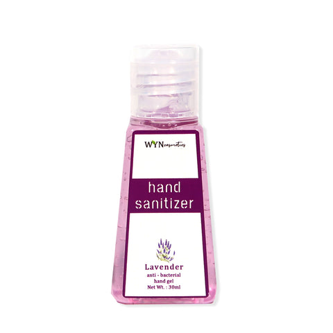 WYN HAND SANITIZER ANTI-BACTERIAL GEL (LAVENDER)