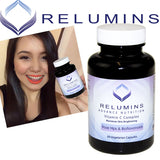 RELUMINS ADVANCE VITAMIN C - MAX SKIN WHITENING COMPLEX WITH ROSE HIPS & BIOFLAVINOIDS