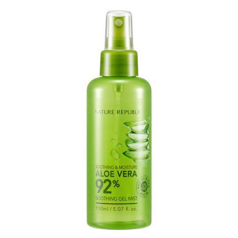 ALOE VERA SOOTHING GEL MIST by Nature Republic