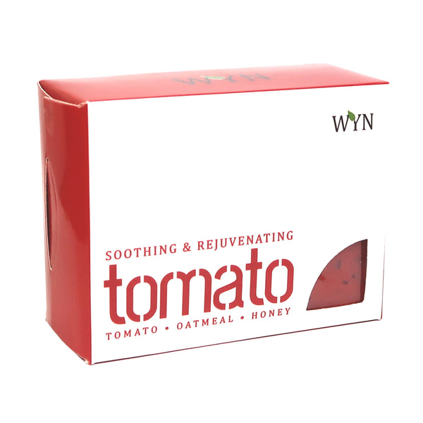 WYN SOOTHING AND REJUVENATING TOMATO SOAP