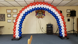 Indoor 20 Foot Flat Arch in 3 Colors