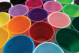 Touch of Color Cups Assorted Colors