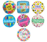 Balloons Foil (Assorted Events & Colors)