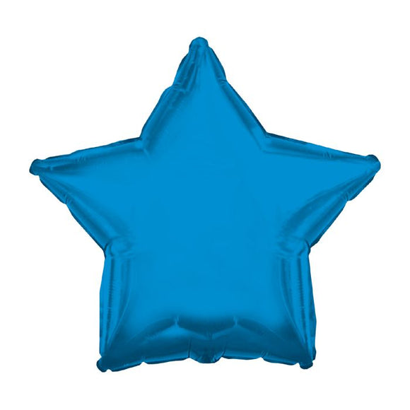 Balloons Foil (Shapes: Star)
