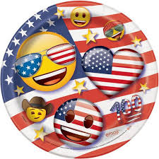 Character Themes: Patriotic Decorations