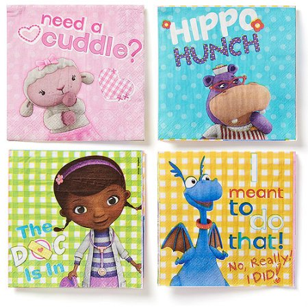 Character Themes - Doc McStuffins