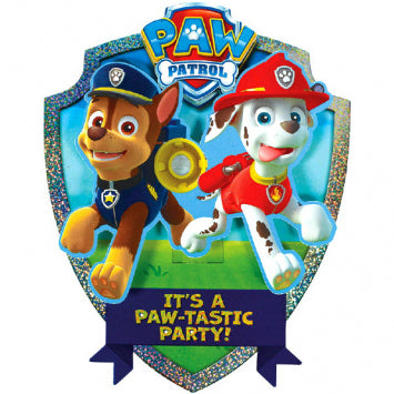 Character Themes - Paw Patrol