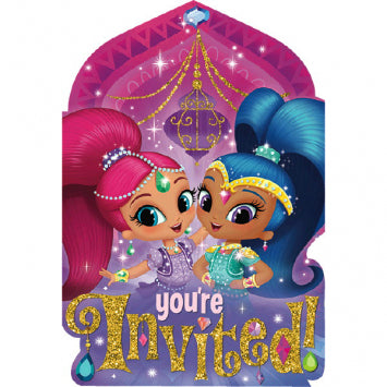 Character Themes - Shimmer and Shine