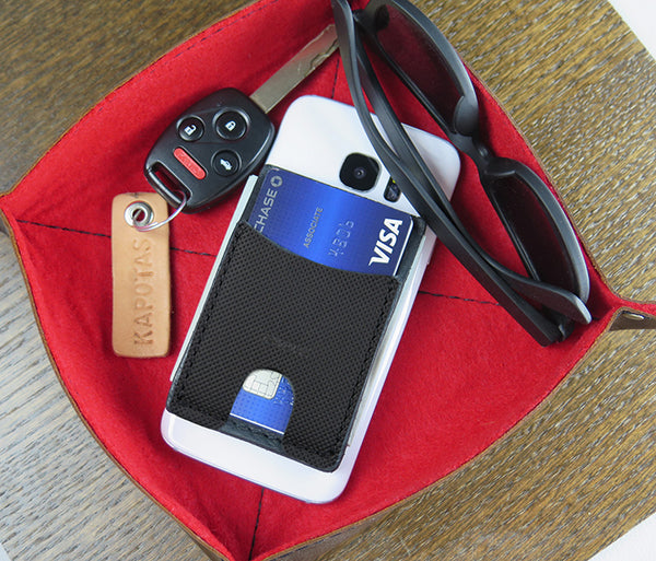 AIRSTIK WALLET universal multi-purpose wallet Handmade in USA