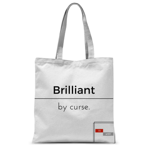 19art81 Thought Tote Bag
