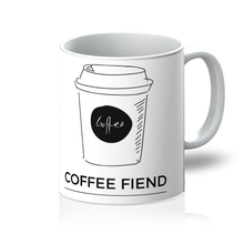Coffee Fiend Mug