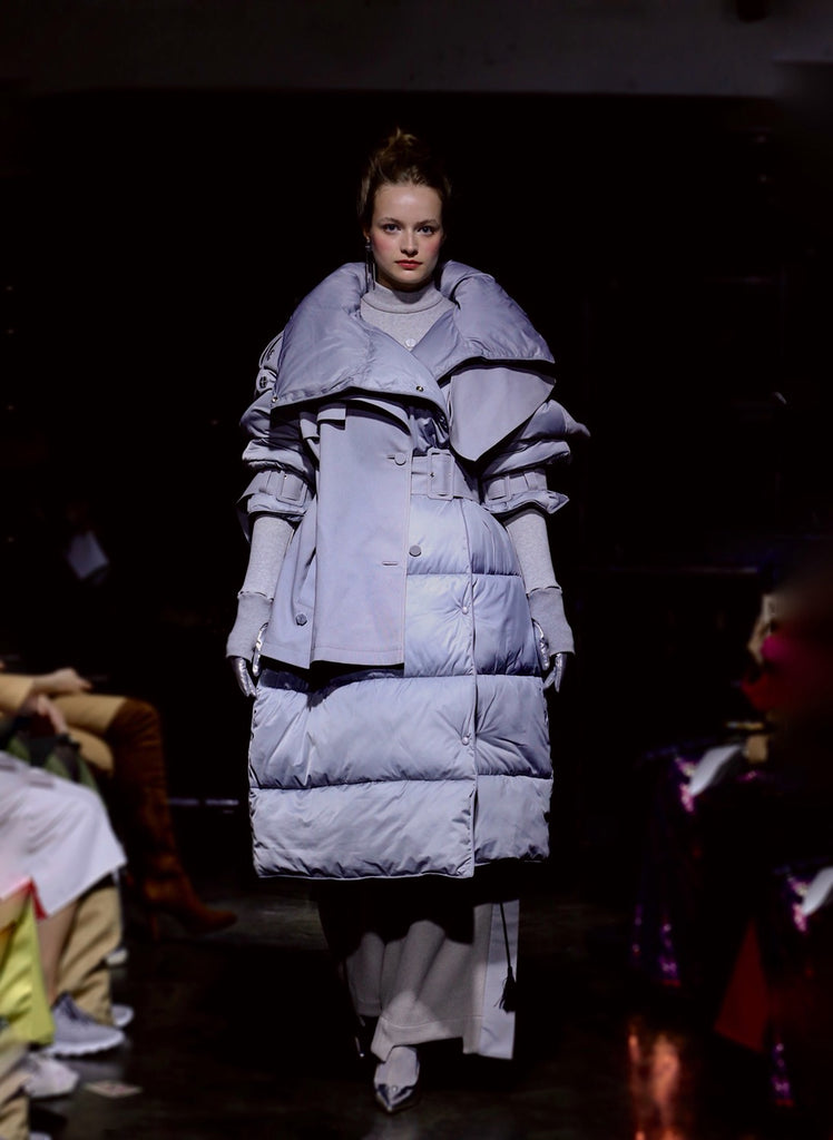 "Seivson 2019 AUTUMN / WINTER ""n / (A) spaceship"" Reported By FASHIONPRESS"