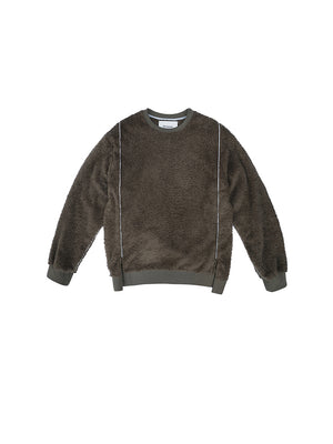 2019AW<br>Fluffy Sweatshirt