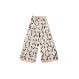 2018AW<br>MONOGRAM PANTS<br>(BLUE/KHAKI)