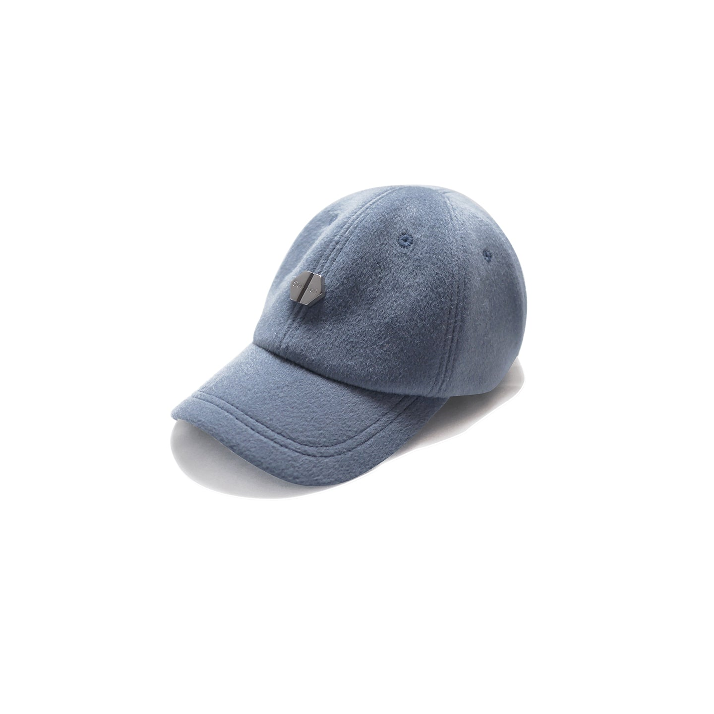 2018AW<br>WOOL CAP<br>(BLUE/NUDE)