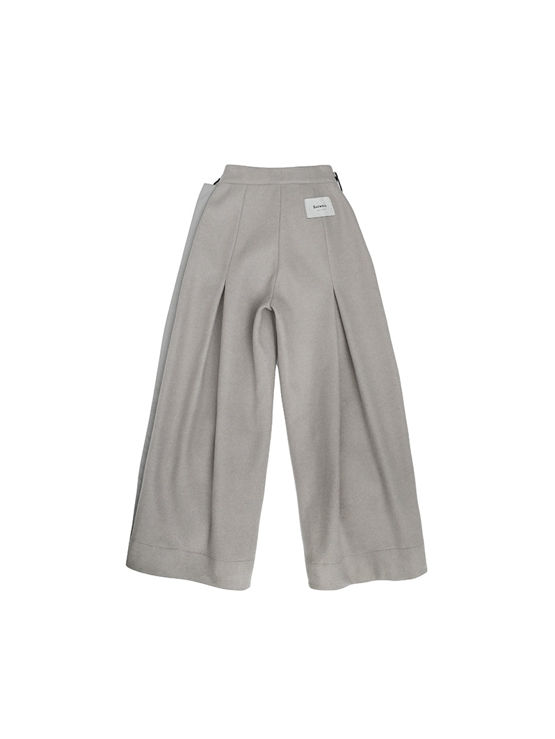 2019AW<br>Draped Tapered Pants