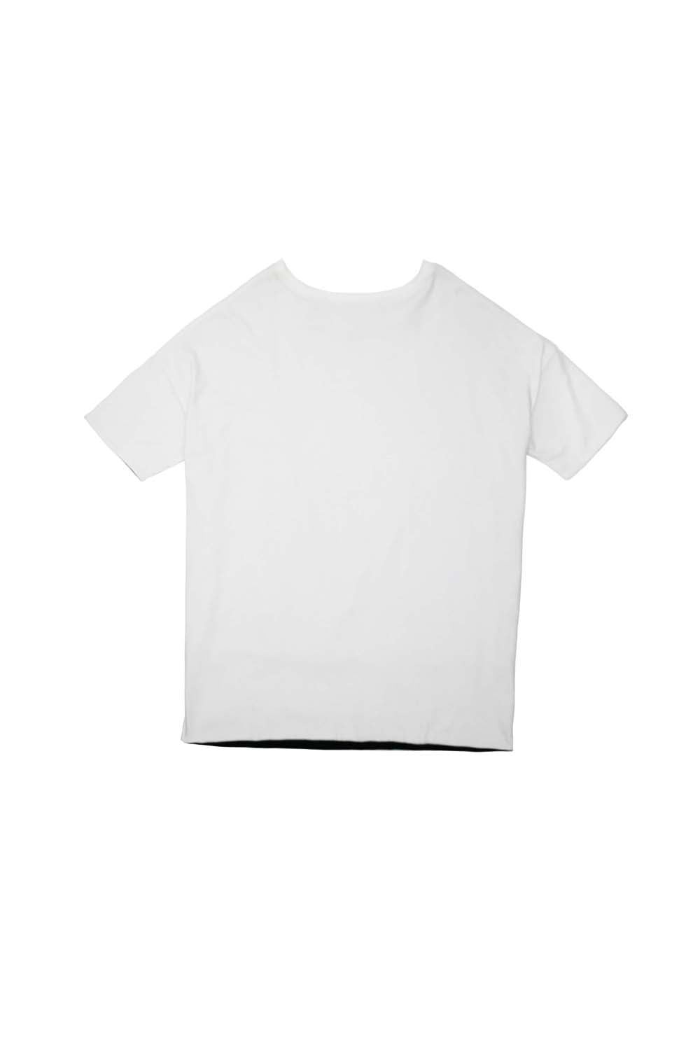 2019SS<br>Double-Face Big Tee<br>(white)