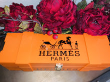 hermes wine box
