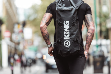 King Fitness Division Bag Lifestyle Image