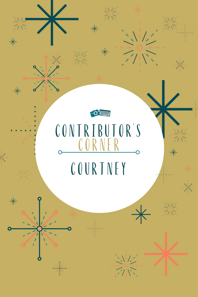 Contributor's Corner: Courtney from Mom Blogger PLR